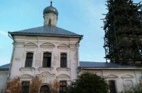 Приписной Богоявленский храм